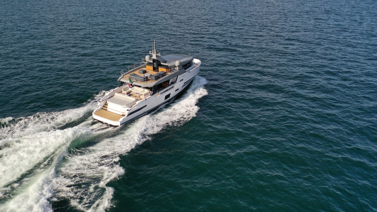 WORLD DEBUT OF THE NEW SHERPA XL AT THE CANNES YACHTING FESTIVAL 2019